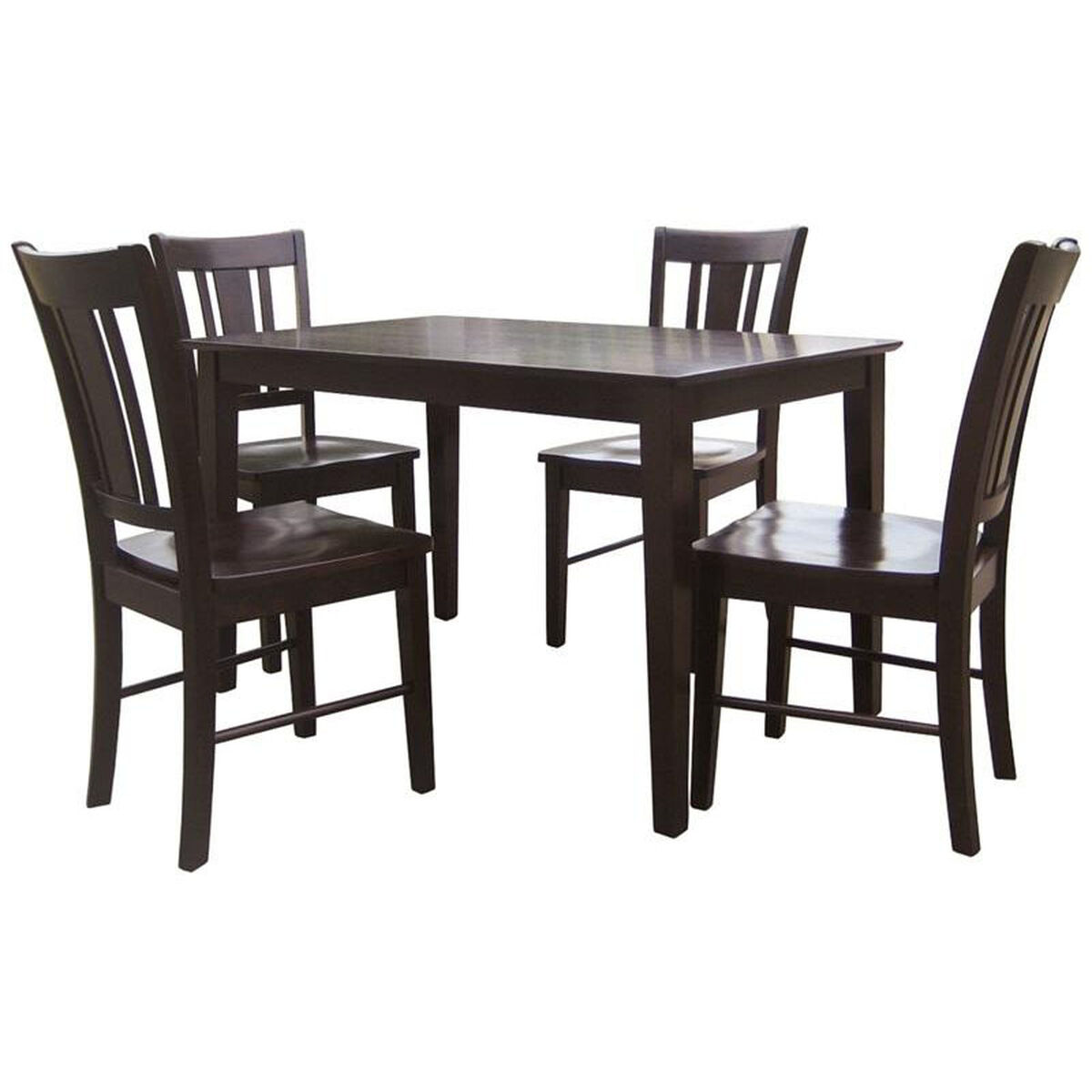 Mocha Finish Dining Room Sets