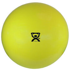 CanDo® Inflatable Lime Green Exercise Ball - 60