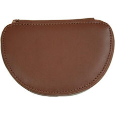 Mini Jewelry Case - Top Grain Nappa Leather - Tan