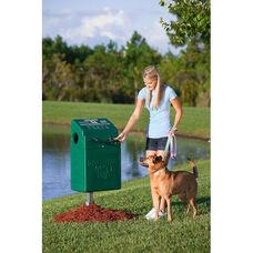 Green Polyethylene Dogvalet®