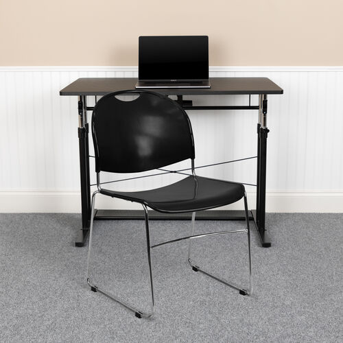 Our HERCULES Series 880 lb. Capacity Ultra-Compact Stack Chair with Metal Frame is on sale now.