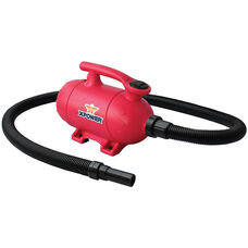 B-2 Pro-at-Home 2-Speed Pet Dryer and Vacuum with 6 Nozzle Accessories and 2 HP - Pink