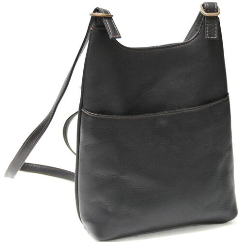 Our Sling Backpack - Colombian Vaquetta Leather - Black is on sale now.