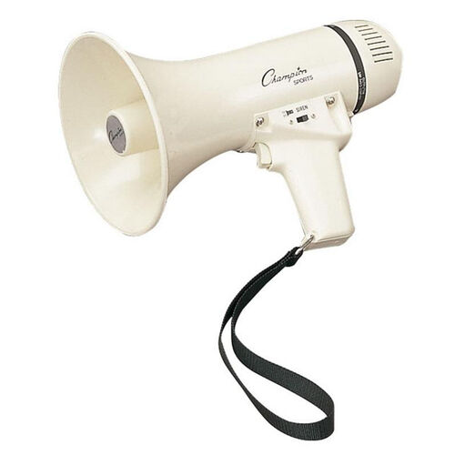 Our 4-8 watts Megaphone is on sale now.
