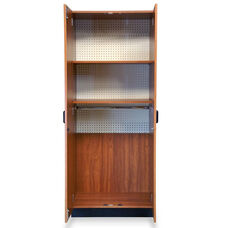 Store-Wall™ Storage System ADA Cabinet with Two Laminate Shelves