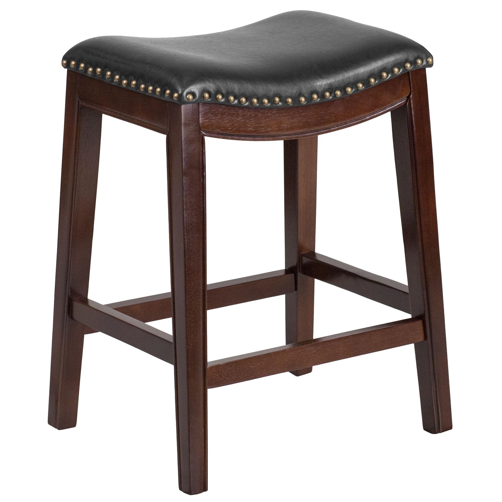 Saddle Seat Bar Stools 24