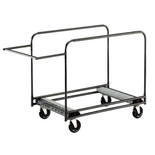 Heavy Duty Rectangular/Serpentine Edge Table Caddy - 31.25