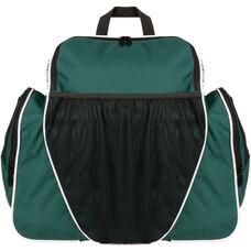 Deluxe All-Purpose Backpack in Dark Green