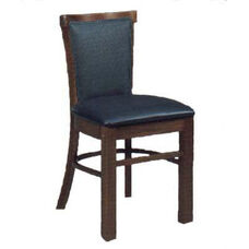 1905 Side Chair with Upholstered Back and Seat - Grade 1
