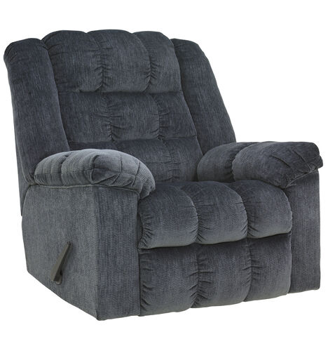 Our Signature Design by Ashley Ludden Rocker Recliner in Twill is on sale now.
