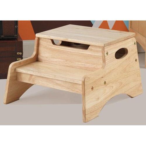 Kids Sturdy Wooden Step