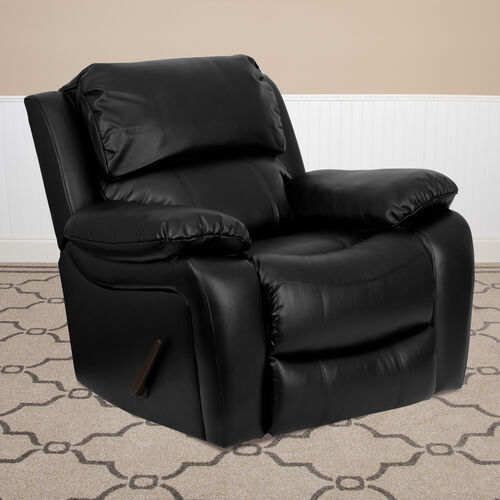 Our LeatherSoftSoft Rocker Recliner is on sale now.