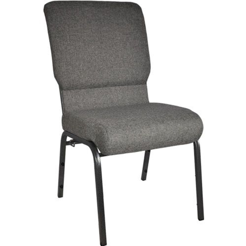 Our Advantage Charcoal Gray Church Chair 18.5 in. Wide is on sale now.