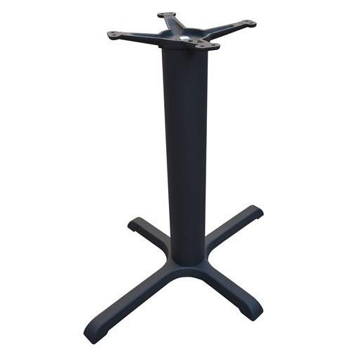 Our 4 Prong Cast Iron Dining Height Table Base with 22
