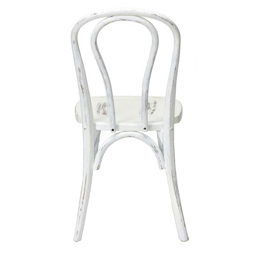 Our American Classic Sonoma Bentwood Stackable Chair - White Wash is on sale now.