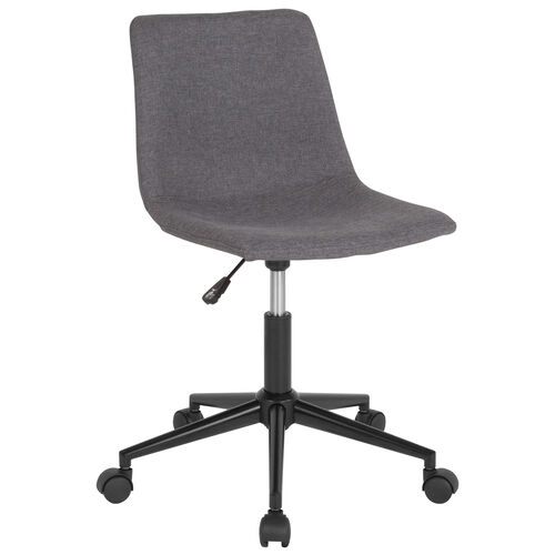 Our Siena Home and Office Task Chair in Dark Gray Fabric is on sale now.
