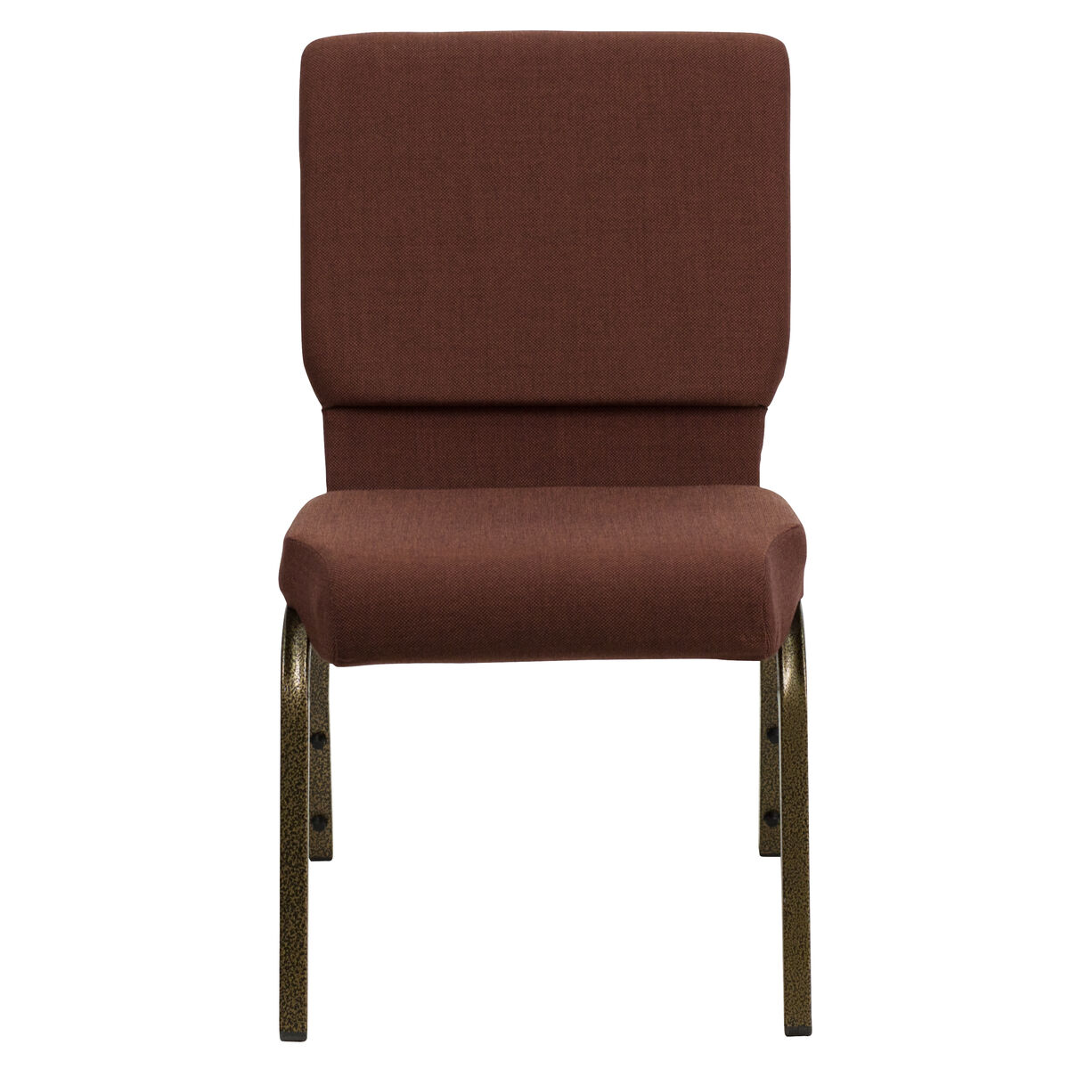 Brown Fabric Church Chair Fd Ch02185 Gv 10355 Gg