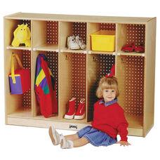 Toddler Coat Locker - 5 Sections