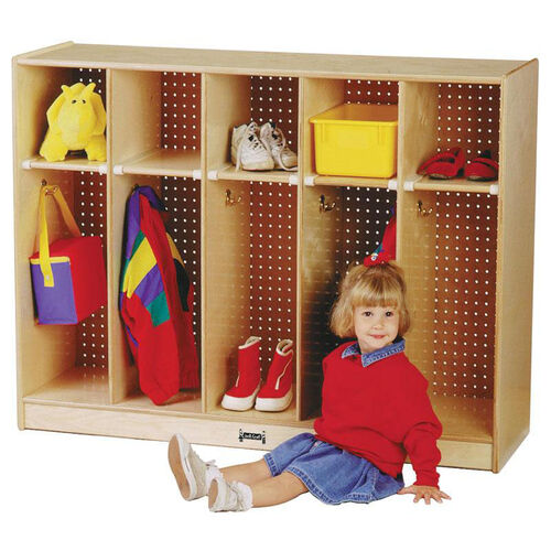 Our Toddler Coat Locker - 5 Sections is on sale now.