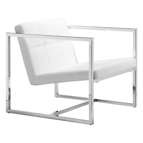 Carbon Chair in White
