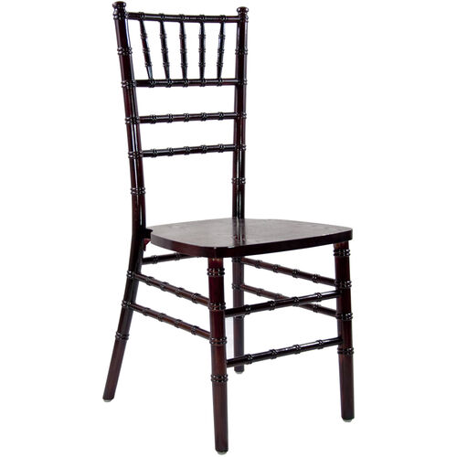 Our Advantage Mahogany Chiavari Chair is on sale now.
