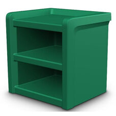 Endurance Rotationally Molded Nightstand - Green