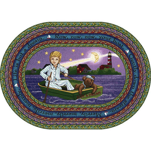 Our Row Your Boat Rug is on sale now.
