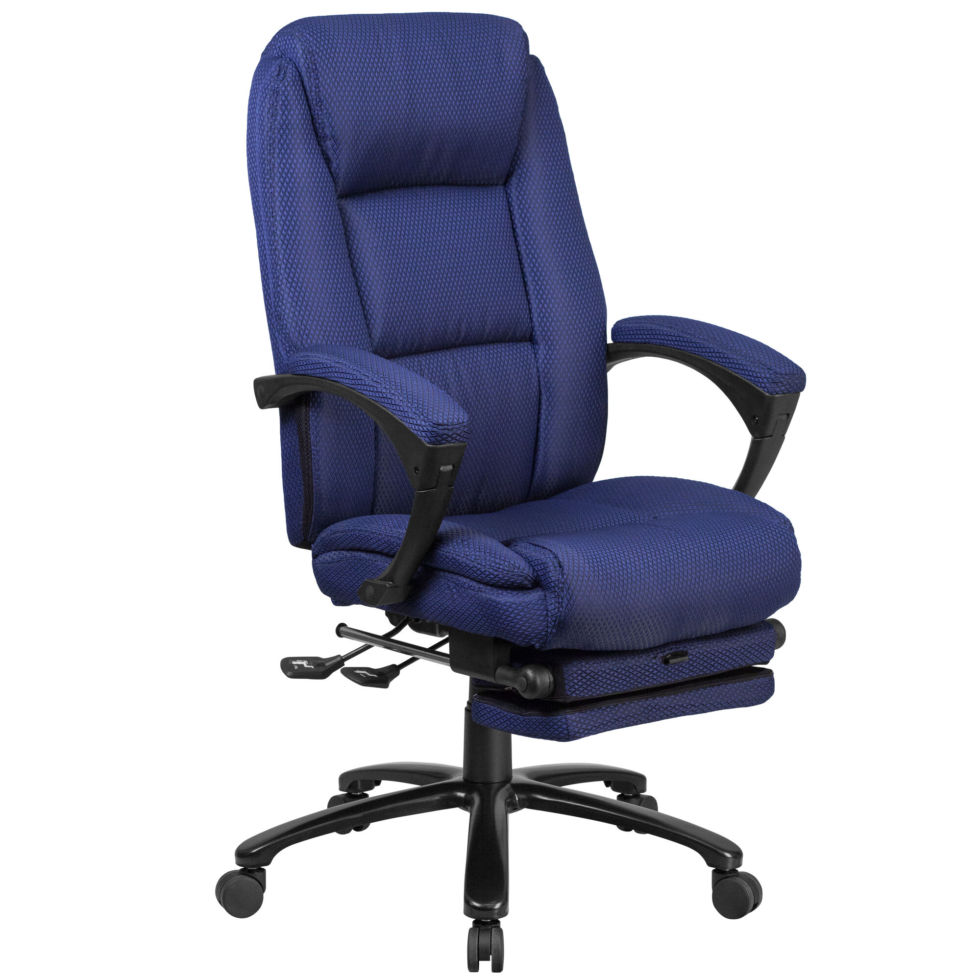 Navy Reclining Chair Bt 90288h Ny Gg Bizchair Com