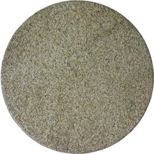 Art Marble Furniture Natural Granite Round Outdoor Giallo Gold Tabletop    24u0027u0027 Round ROUND TOP24 G 212 | Bizchair.com