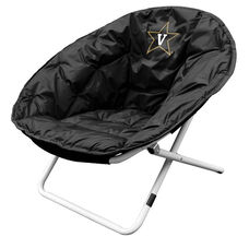 Vanderbilt University Team Logo Folding Sphere Chair