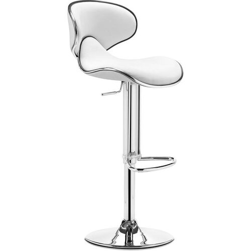 Our Fly Swivel Barstool in White is on sale now.