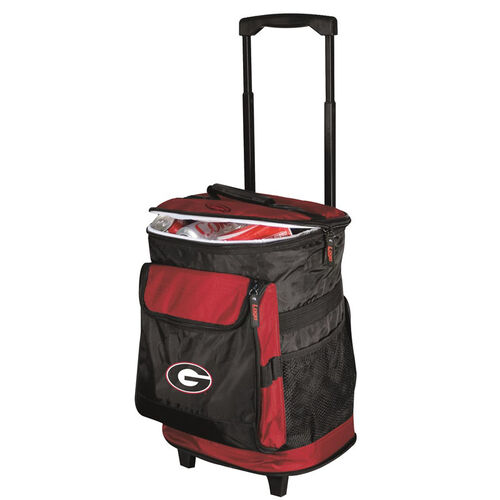 Our University of Georgia Team Logo Rolling Cooler is on sale now.