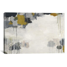 Forest Reflection by Wild Apple Portfolio Gallery Wrapped Canvas Artwork