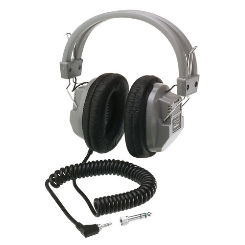 Our Schoolmate Deluxe Stereo/Mono Headphone with 1/8