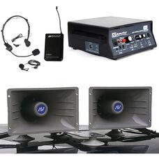 Wireless 50 Watt Sound Cruiser with 5