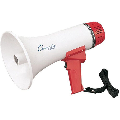 Our 6-10 watts Megaphone is on sale now.