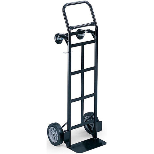 Our Tuff Truck™ Convertible Hand Truck and Platform Truck with Toe Plate - Black is on sale now.