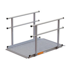 Gateway™ Ramp with Handrails - 5