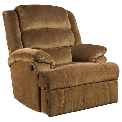 Our Big & Tall 350 lb. Capacity Aynsley Microfiber Recliner is on sale now.