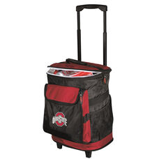 Ohio State University Team Logo Rolling Cooler