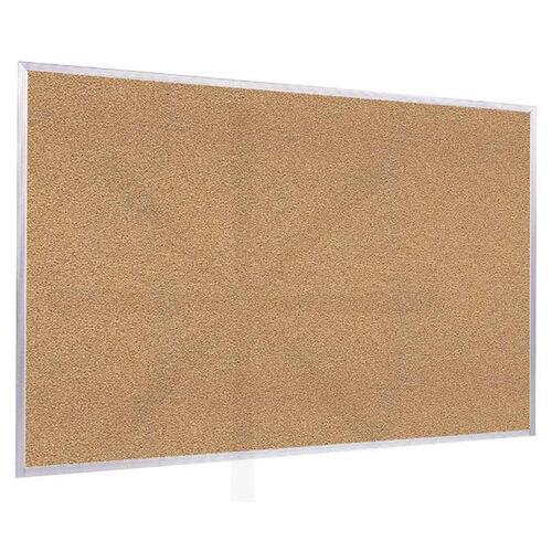 Our Aluminum Framed Natural Self-Healing Cork Bulletin Board - 18