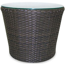 Wave Round Side Table