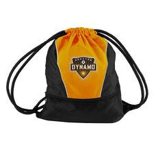 Houston Dynamo Team Logo Spring Drawstring Backsack