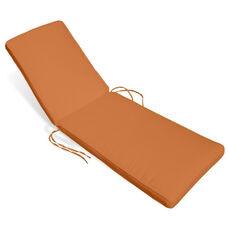 Aqua Chaise Lounge Cushion - Tuscan