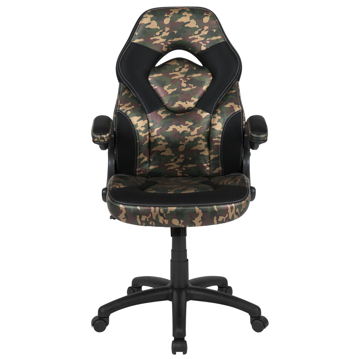 Prime X10 Gaming Chair Racing Office Ergonomic Computer Pc Adjustable Swivel Chair With Flip Up Arms Camouflage Black Leathersoft Ibusinesslaw Wood Chair Design Ideas Ibusinesslaworg