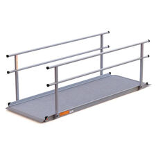 Gateway™ Ramp with Handrails - 9