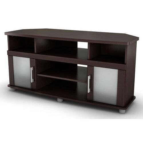 City Life Collection Corner TV Stand