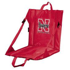 University of Nebraska Team Logo Bi-Fold Stadium Seat