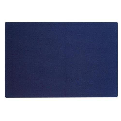 Quartet Fabric Bulletin Board -Frameless -Hardware Incld. -4