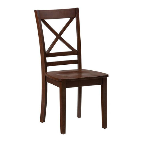 Simplicity X-Back Side Chair